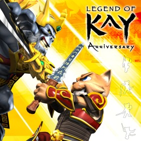 Legend of Kay Anniversary per PlayStation 4