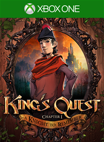 King's Quest - Chapter 1: A Knight to Remember per Xbox One