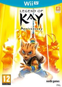 Legend of Kay Anniversary per Nintendo Wii U