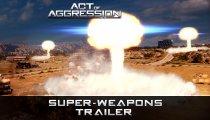 Act of Aggression - Trailer delle super armi