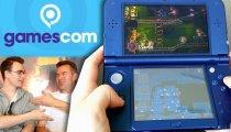 SteamWorld Heist - Video gameplay della versione Nintendo 3DS