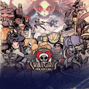 Skullgirls 2nd Encore per PlayStation Vita