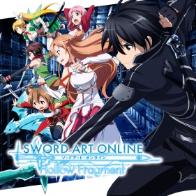 Sword Art Online: Hollow Fragment per PlayStation Vita