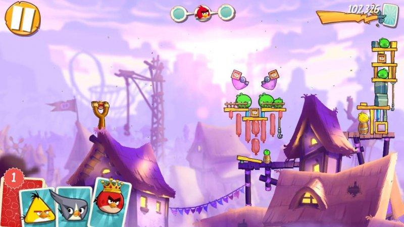 Non se la passa bene Rovio, il publisher di Angry Birds: il valore delle azioni si è dimezzato