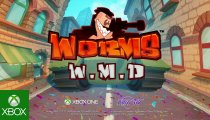 Worms WMD - Trailer GamesCom 2015