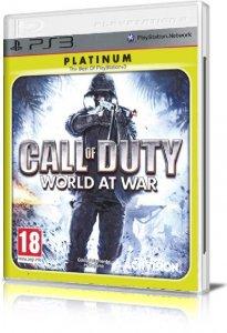 Call of Duty: World at War per PlayStation 3