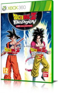 Dragon Ball Z Budokai HD Collection per Xbox 360
