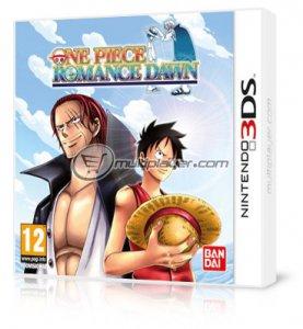 One Piece: Romance Dawn per Nintendo 3DS