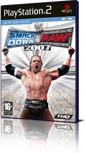 WWE Smackdown! vs Raw 2007 per PlayStation 2