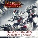 Divinity: Original Sin Enhanced Edition - Trailer delle versioni console GamesCom 2015