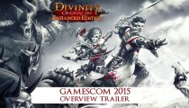 Divinity: Original Sin Enhanced Edition - Trailer delle versioni console GamesCom 2015