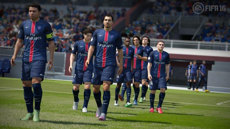 FIFA 16 entra a far parte dei giochi gratuiti di EA Access questo mese
