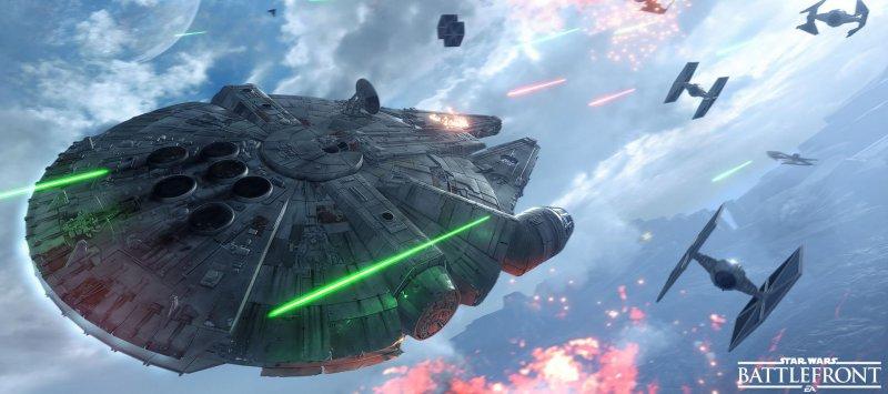 Electronic Arts: Star Wars Battlefront 2 sarà molto più vasto del precedente capitolo