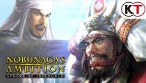 Nobunaga's Ambition: Sphere of Influence - Trailer GamesCom 2015