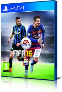 FIFA 16 per PlayStation 4