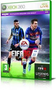 FIFA 16 per Xbox 360