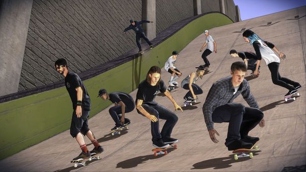 La versione old-gen di Tony Hawk's Pro Skater 5 esce questa settimana