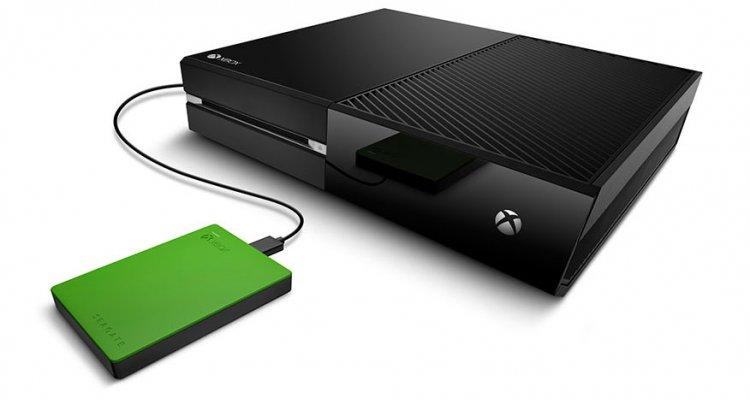 Volete sapere quanto occupa tutta la libreria Xbox One su hard disk?