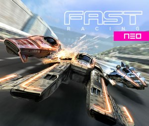 Fast Racing Neo per Nintendo Wii U