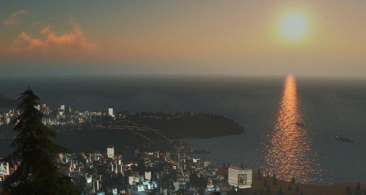Cities: Skylines - After Dark si mostra con un nuovo trailer al PAX Prime
