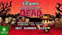 The Escapists: The Walking Dead - Trailer GamesCom 2015