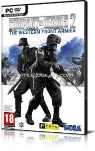 Company of Heroes 2: The Western Front Armies per PC Windows