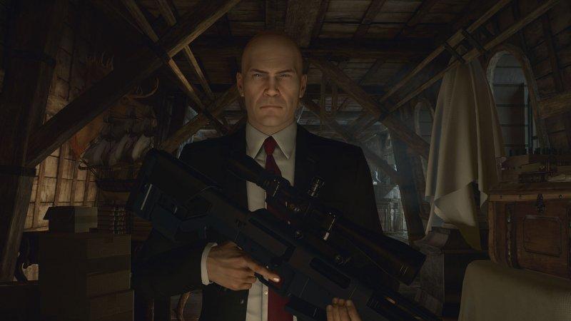 Hitman: Sniper Assassin classificato in Australia