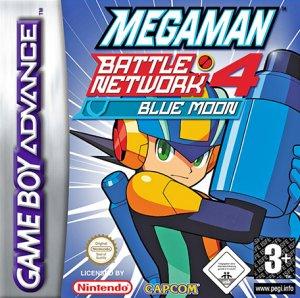 Mega Man Battle Network 4 Blue Moon per Nintendo Wii U