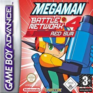 Mega Man Battle Network 4 Red Sun per Nintendo Wii U