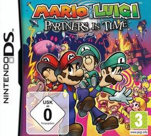 Mario & Luigi: Partners in Time per Nintendo Wii U