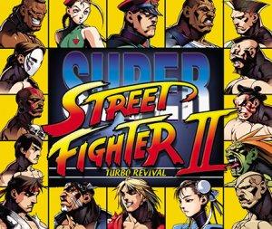 Super Street Fighter II Turbo Revival per Nintendo Wii U