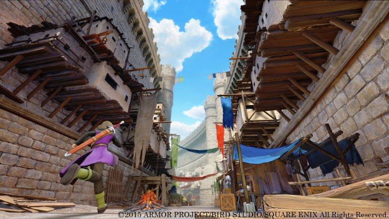 Dragon Quest XI confermato per Nintendo NX, uscirà in concomitanza con le altre versioni