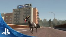 Goat Simulator - Trailer delle versioni PlayStation