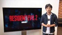 Resident Evil 2 Remake - Videomessaggio del produttore