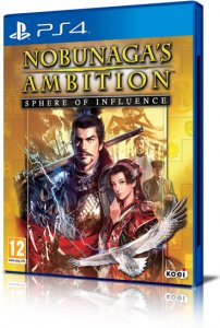 Nobunaga's Ambition: Sphere of Influence per PlayStation 4