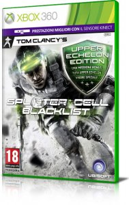 Tom Clancy's Splinter Cell: Blacklist per Xbox 360