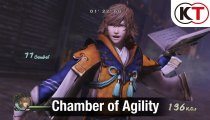 Samurai Warriors 4-II - Gameplay della Chamber of Agility