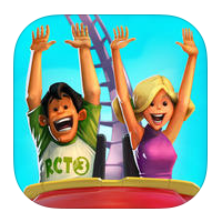 RollerCoaster Tycoon 3 per iPhone