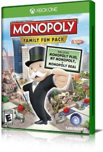 Monopoly: Family Fun Pack per Xbox One