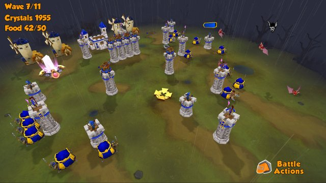 The Castle Game
