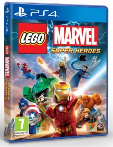 LEGO Marvel Super Heroes per PlayStation 4