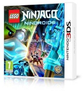 Lego Ninjago: Nindroids per Nintendo 3DS