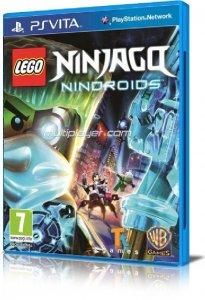 Lego Ninjago: Nindroids per PlayStation Vita