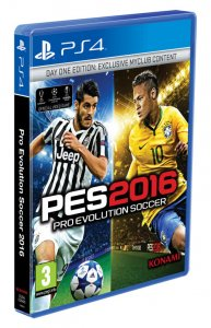 Pro Evolution Soccer 2016 (PES 2016) per PlayStation 4