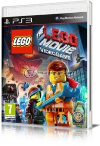 The LEGO Movie Videogame per PlayStation 3