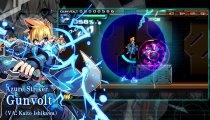 Azure Striker Gunvolt - Il trailer di annuncio della versione PC