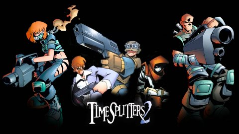 Timesplitters 2 is fully playable in Homefront: The Revolution: The Code