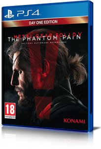 Metal Gear Solid V: The Phantom Pain per PlayStation 4