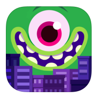Monsters Ate My Metropolis per iPad