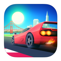 Horizon Chase - World Tour per iPad